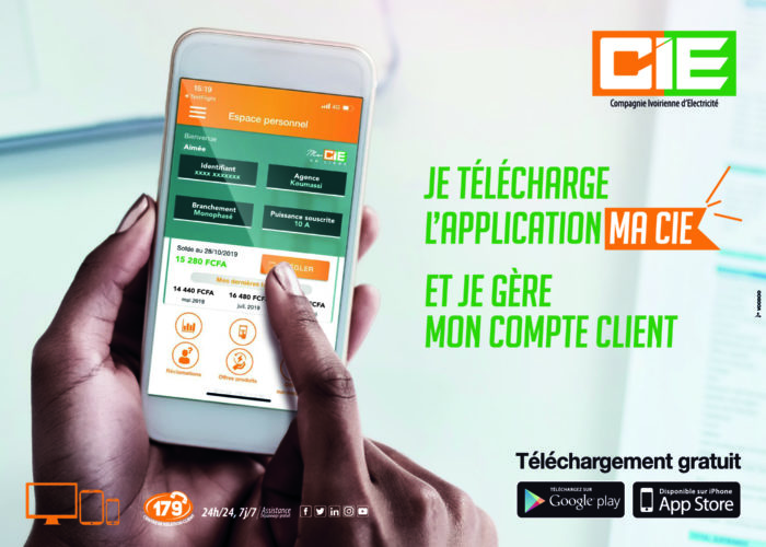 JE TÉLÉCHARGE L'APPLICATION MACIE